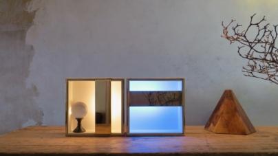 Lampade da tavolo Pollice Illuminazione: NoName Quadri di Luce, la nuova edizione limitata