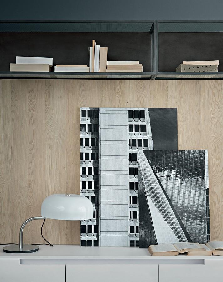Librerie design da parete