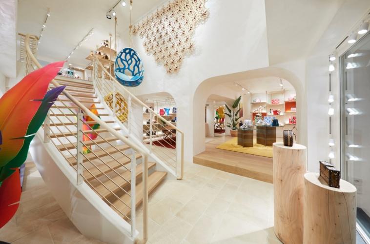 Louis Vuitton Porto Cervo: la nuova boutique nel cuore della Costa Smeralda