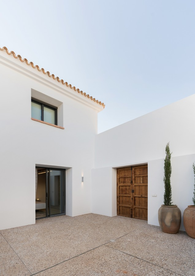 Masseria Valencia Spagna