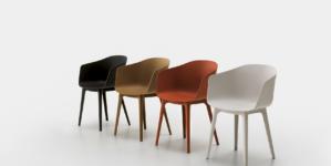 Maxdesign nuove Max 2019: le sedute prodotte con materiali sostenibili