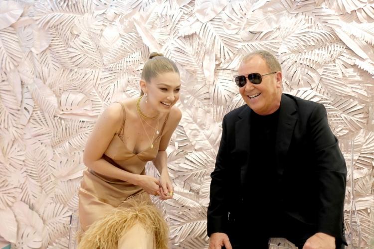 Michael Kors profumo Wonderlust: la campagna con Gigi Hadid