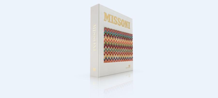 Missoni La Grande Moda Italiana: il libro in edizione speciale
