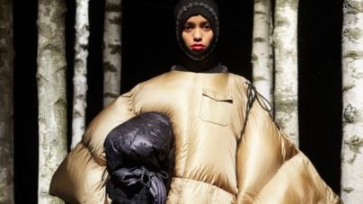 Moncler Simone Rocha autunno inverno 2019: lusso, praticità e creatività