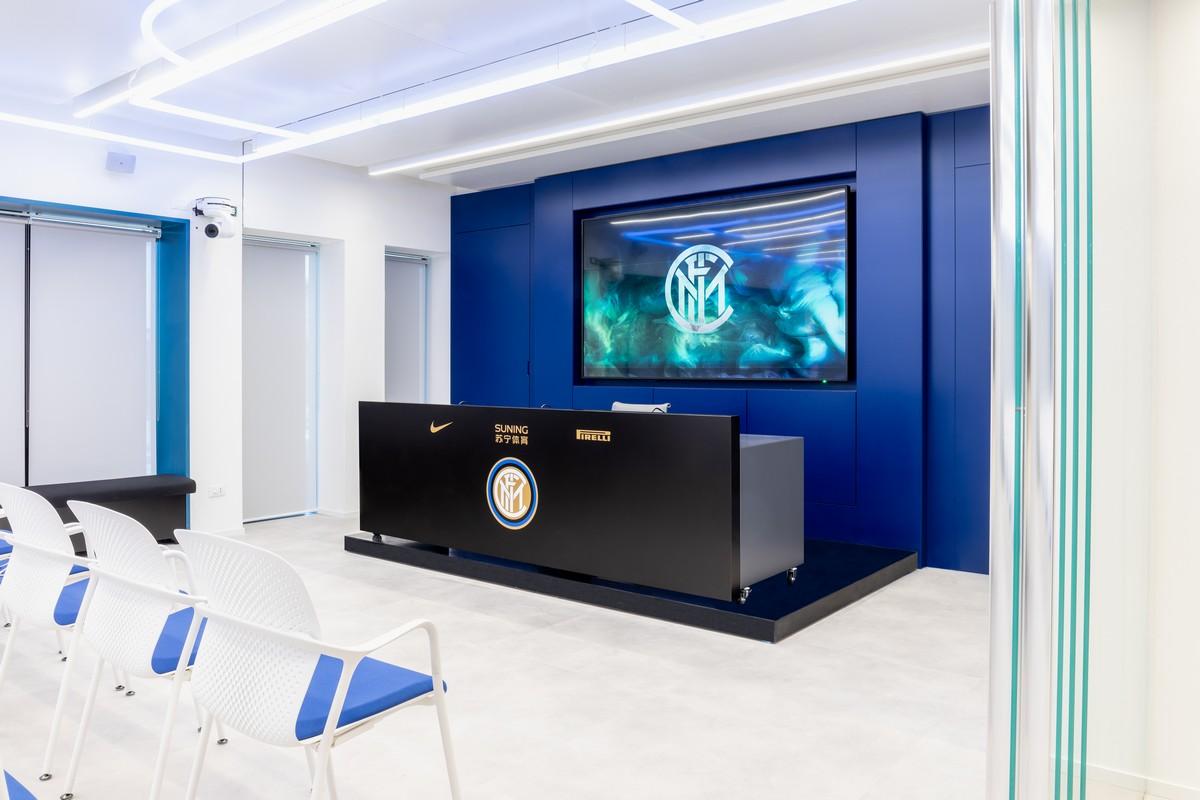 Nuova sede Inter Milano