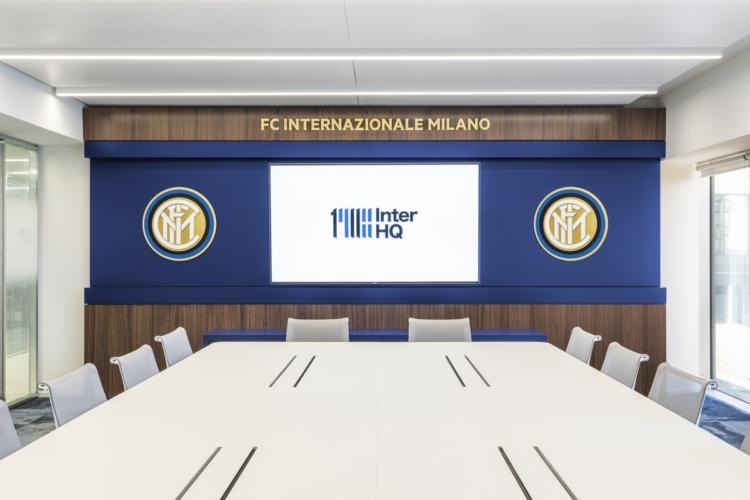 Nuova sede Inter Milano: design ed innovazione per l'headquarter in Lombardini22