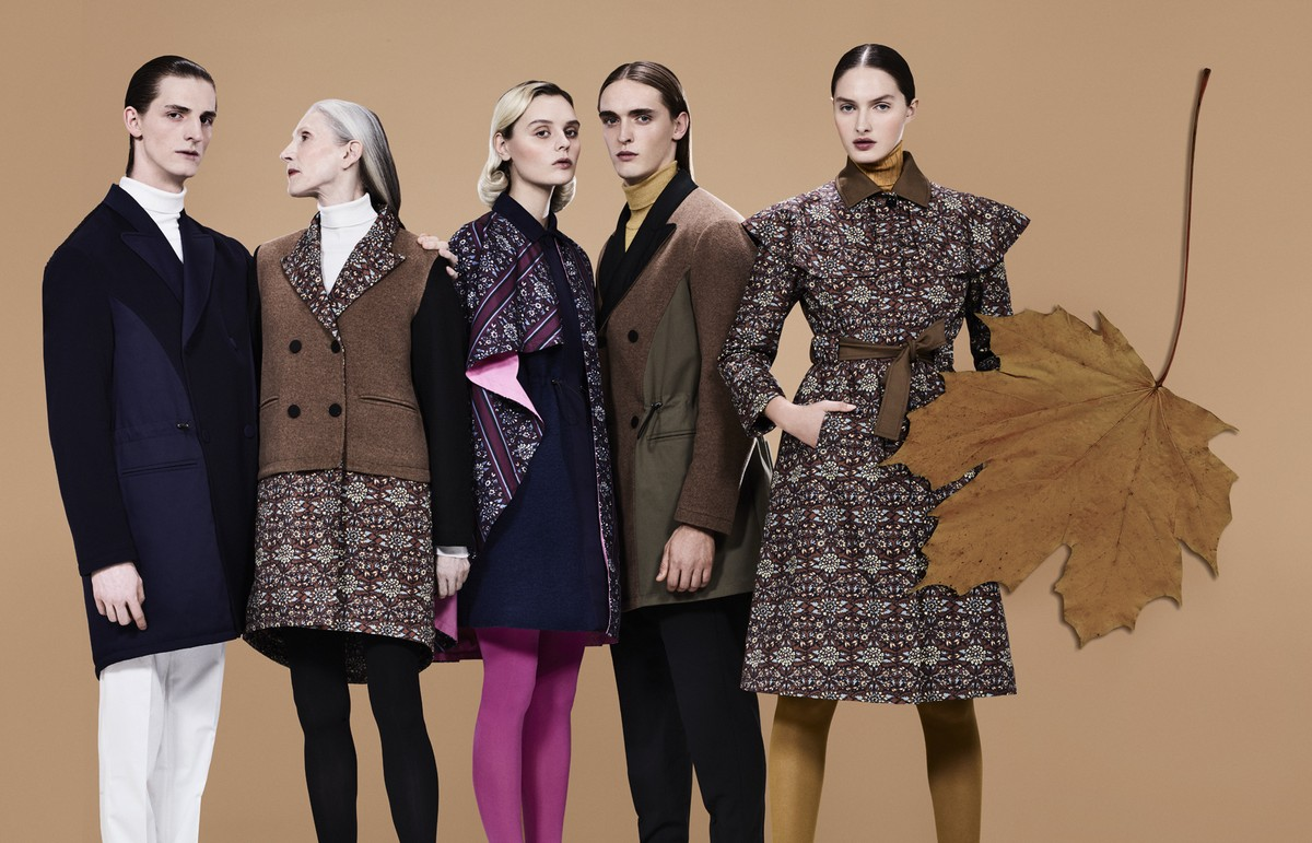 Parcoats Florence campagna autunno inverno 2019