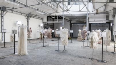 Rahul Mishra sfilata autunno inverno 2019: la collezione haute couture
