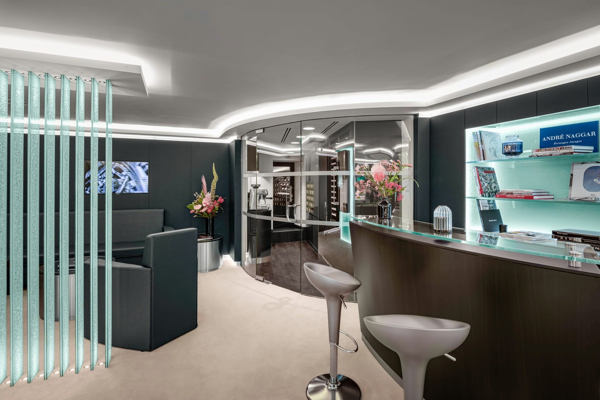 Richard Mille boutique Londra