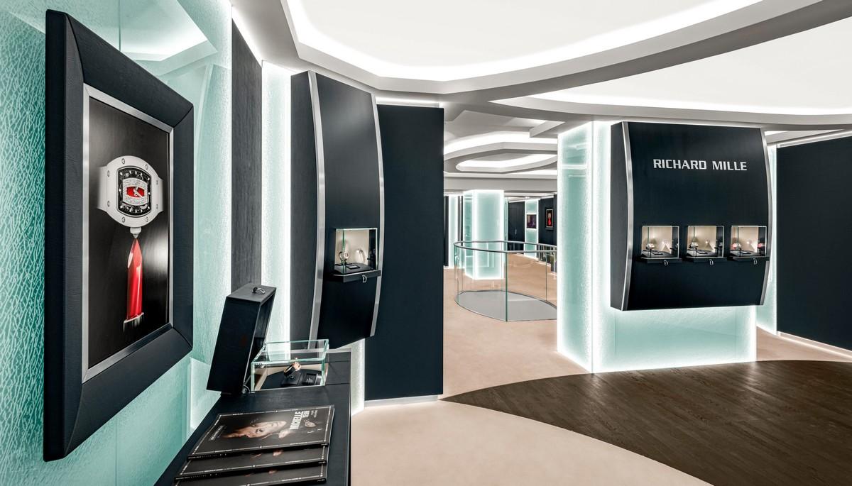 Richard Mille boutique Londra