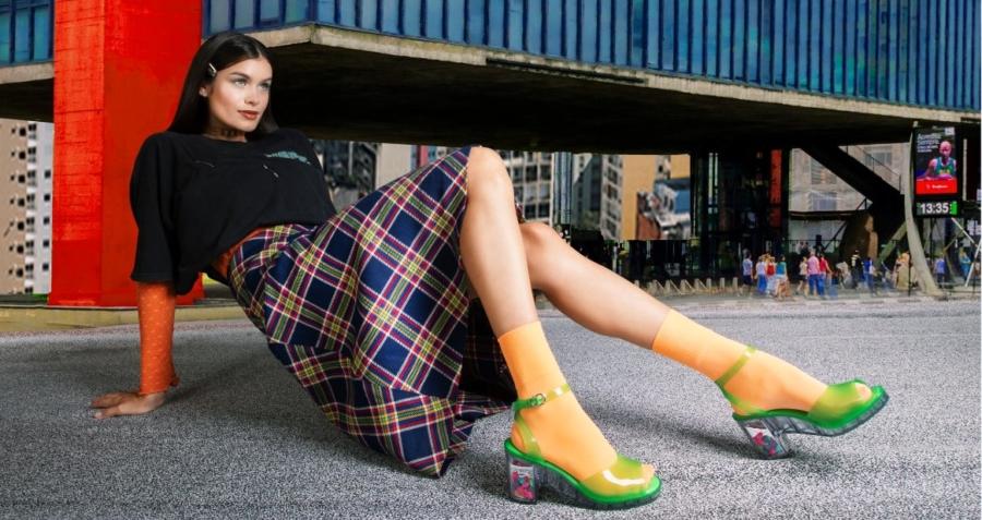 Scarpe Melissa Patrick Cox 2019: il ritorno del sandalo iconico per i 40 anni del brand