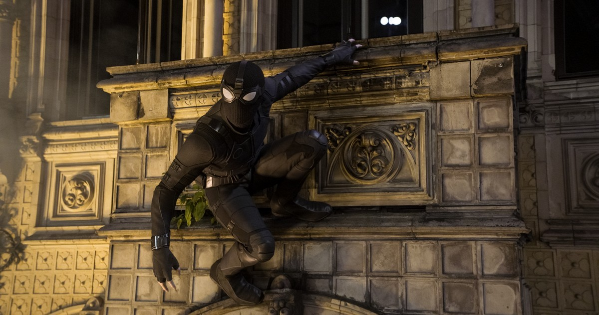 Spider-Man Far From Home recensione