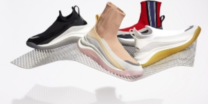 Sportmax sneakers 3DMOTUS: design minimal e sofisticato