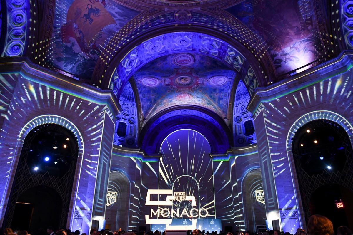 Tag Heuer Monaco 50 anniversario