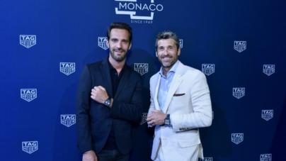 Tag Heuer Monaco 50 anniversario: la nuova edizione limitata, il party con Patrick Dempsey