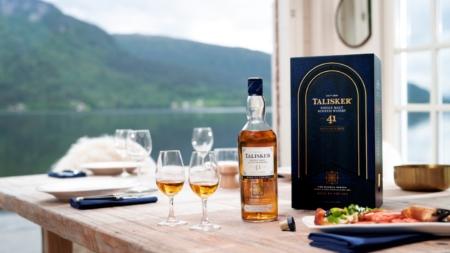 Talisker Whisky Bodega 41 anni: una preziosa edizione limitata