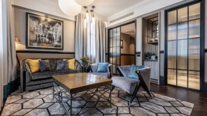 The Dixon hotel Londra: Lema ha firmato gli arredi dell'esclusivo hotellerie