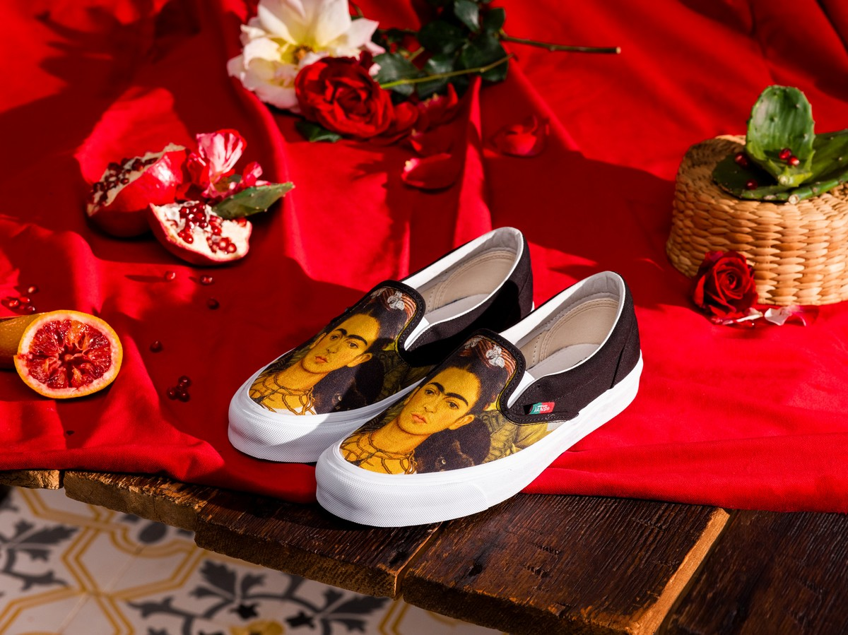 Vault by Vans Frida Kahlo