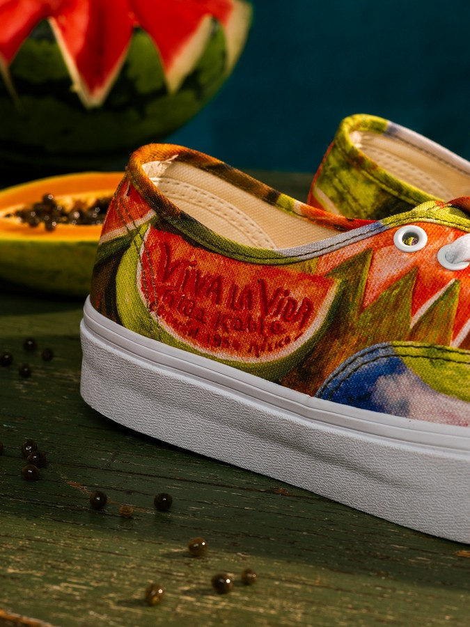 Vault by Vans Frida Kahlo | collezione speciale | sneakers