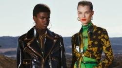 Versace collezione Cruise 2020: le frontiere del West e la cultura Pop