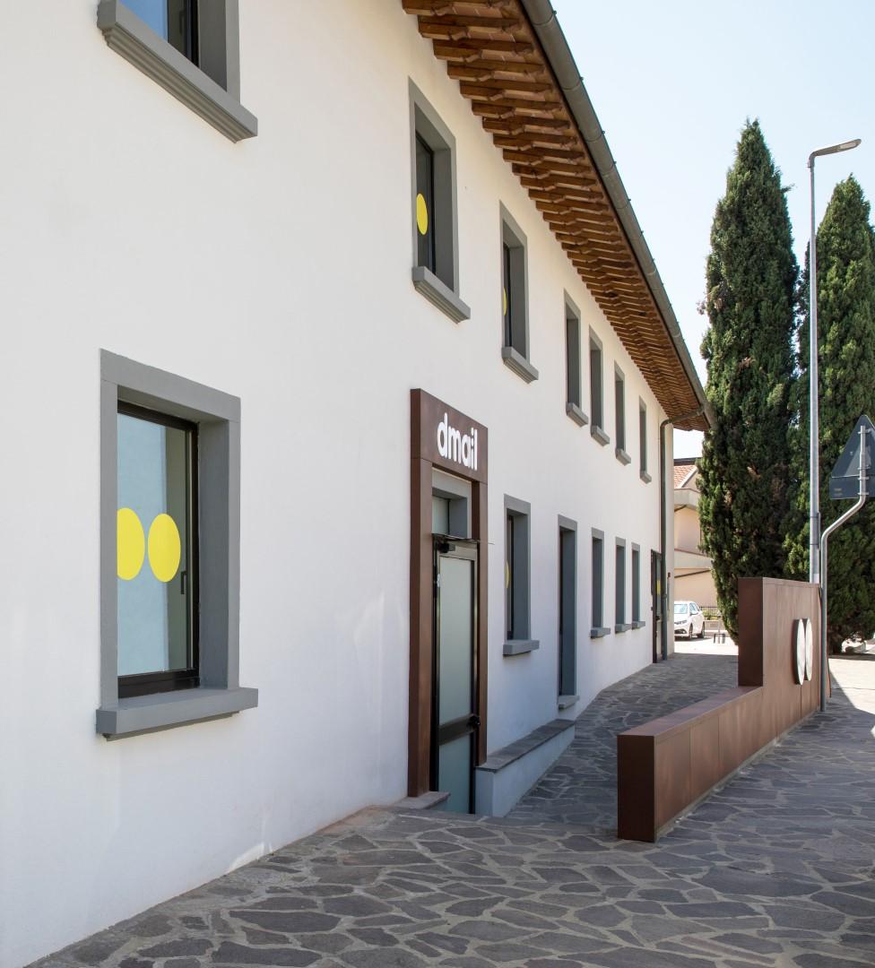 dmail sede Pontassieve Firenze