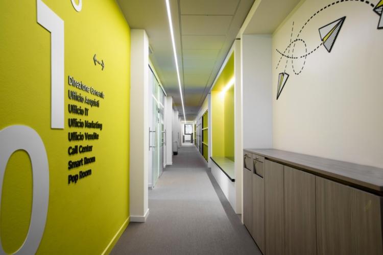 dmail sede Pontassieve Firenze: il nuovo headquarter firmato da Migliore+Servetto Architects