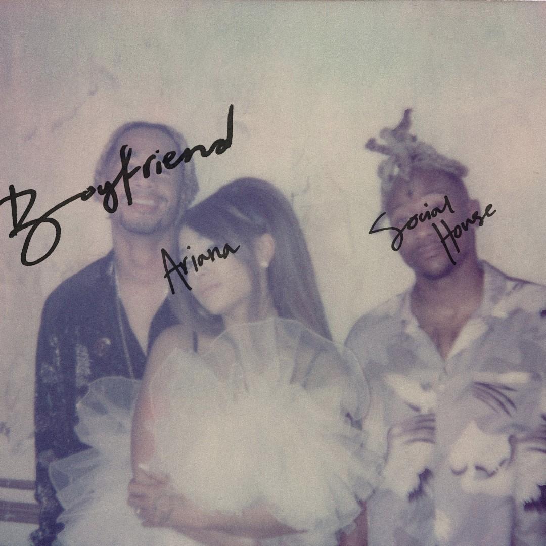 Ariana Grande boyfriend 2019