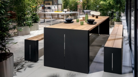 Arredo da esterno Lapalma: le collezioni di tavoli e sedie per l'outdoor
