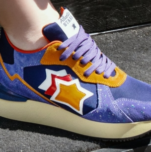 Atlantic Stars 2019: le sneakers dal look new-vintage anni Ottanta
