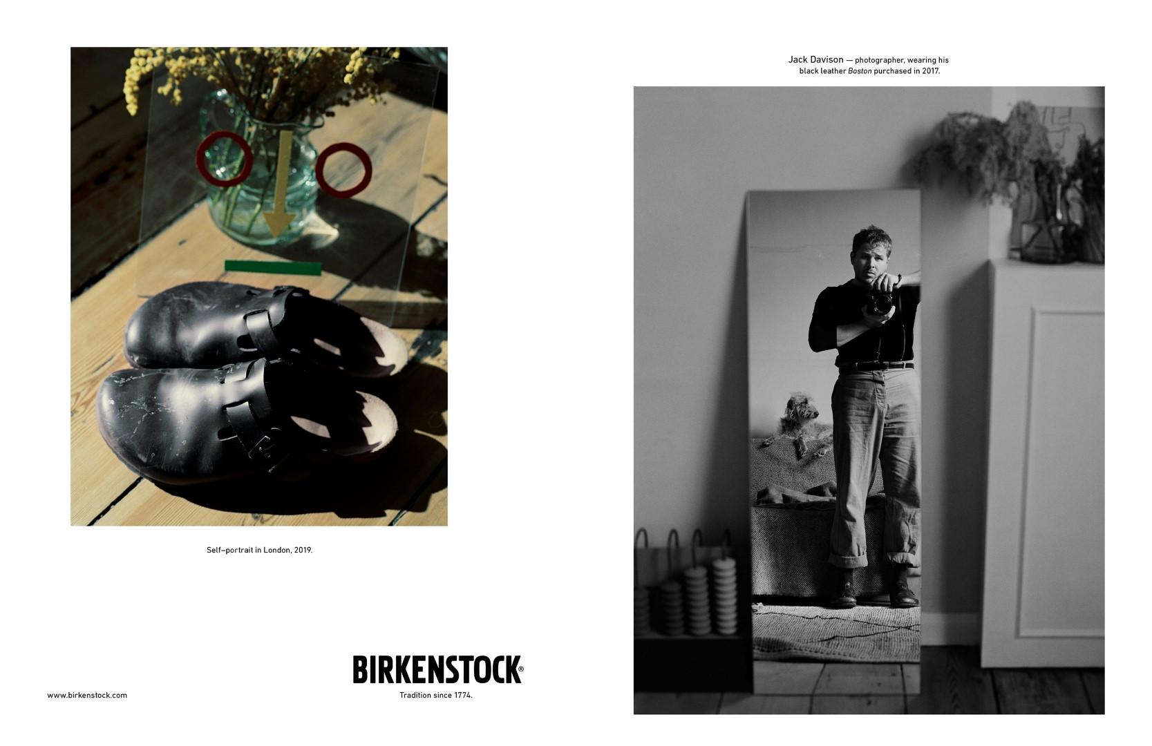 Birkenstock campagna Personality 2019
