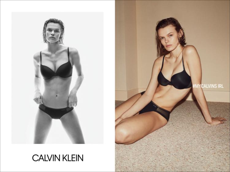 Calvin Klein Underwear campagna autunno 2019