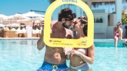 Cecilia Rodriguez Ignazio Moser: la coppia a Forte dei Marmi con Cotril