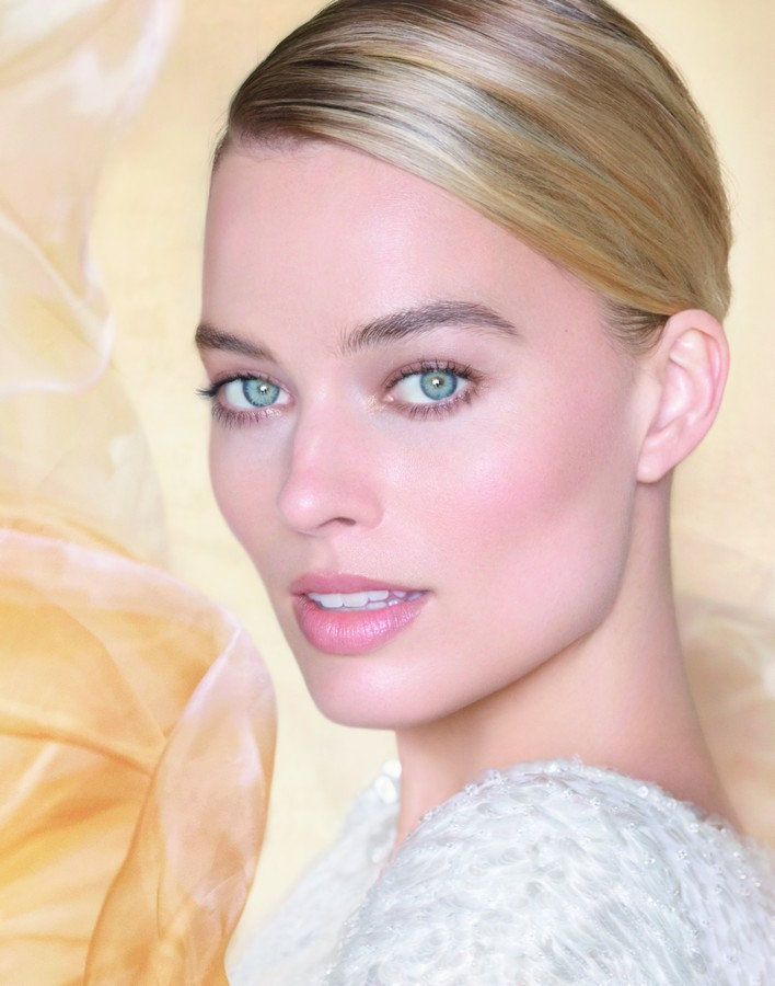 Chanel Margot Robbie campagna