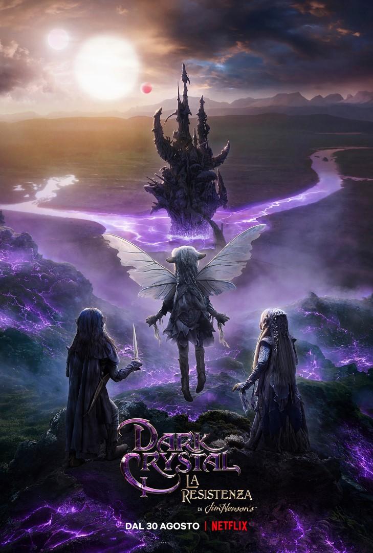 Dark Crystal la Resistenza