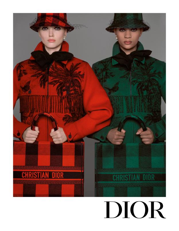 Dior campagna autunno inverno 2019