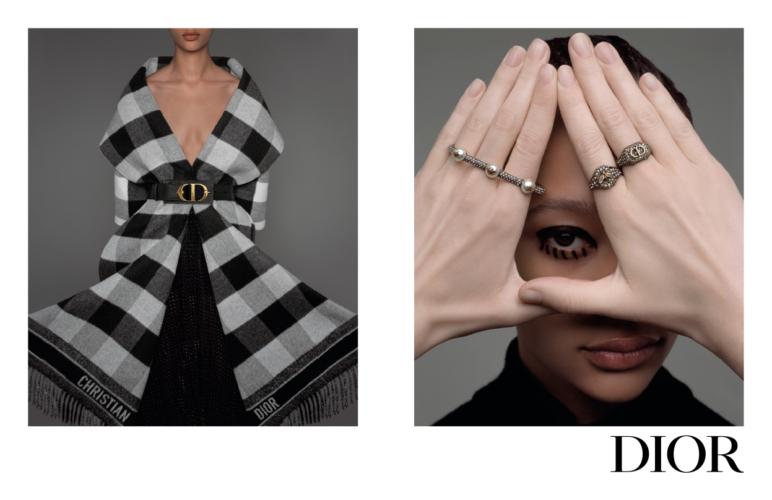 Dior campagna autunno inverno 2019: l'eleganza ribelle delle Teddy Girls