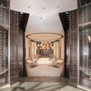 Doha Fifty One East: iGuzzini illuminano la lussuosa boutique