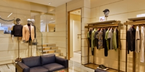 Ermenegildo Zegna boutique Istanbul: il nuovo store all'interno dell'EMAAR Square Mall
