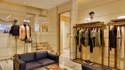Ermenegildo Zegna boutique Istanbul: il nuovo store all'interno dell'EMAAR Square Mall