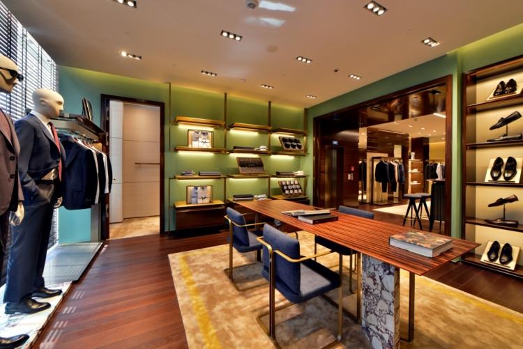 Ermenegildo Zegna boutique Istanbul