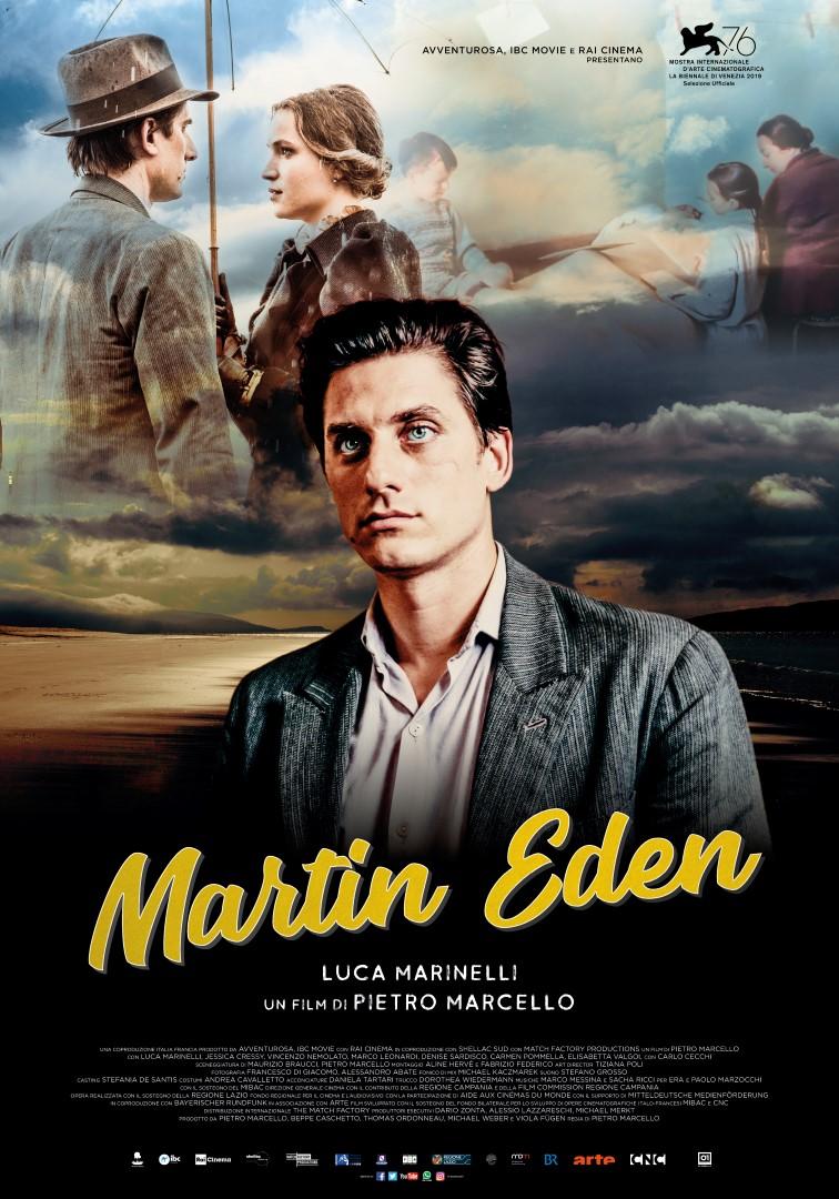 Festival Cinema Venezia 2019 Martin Eden