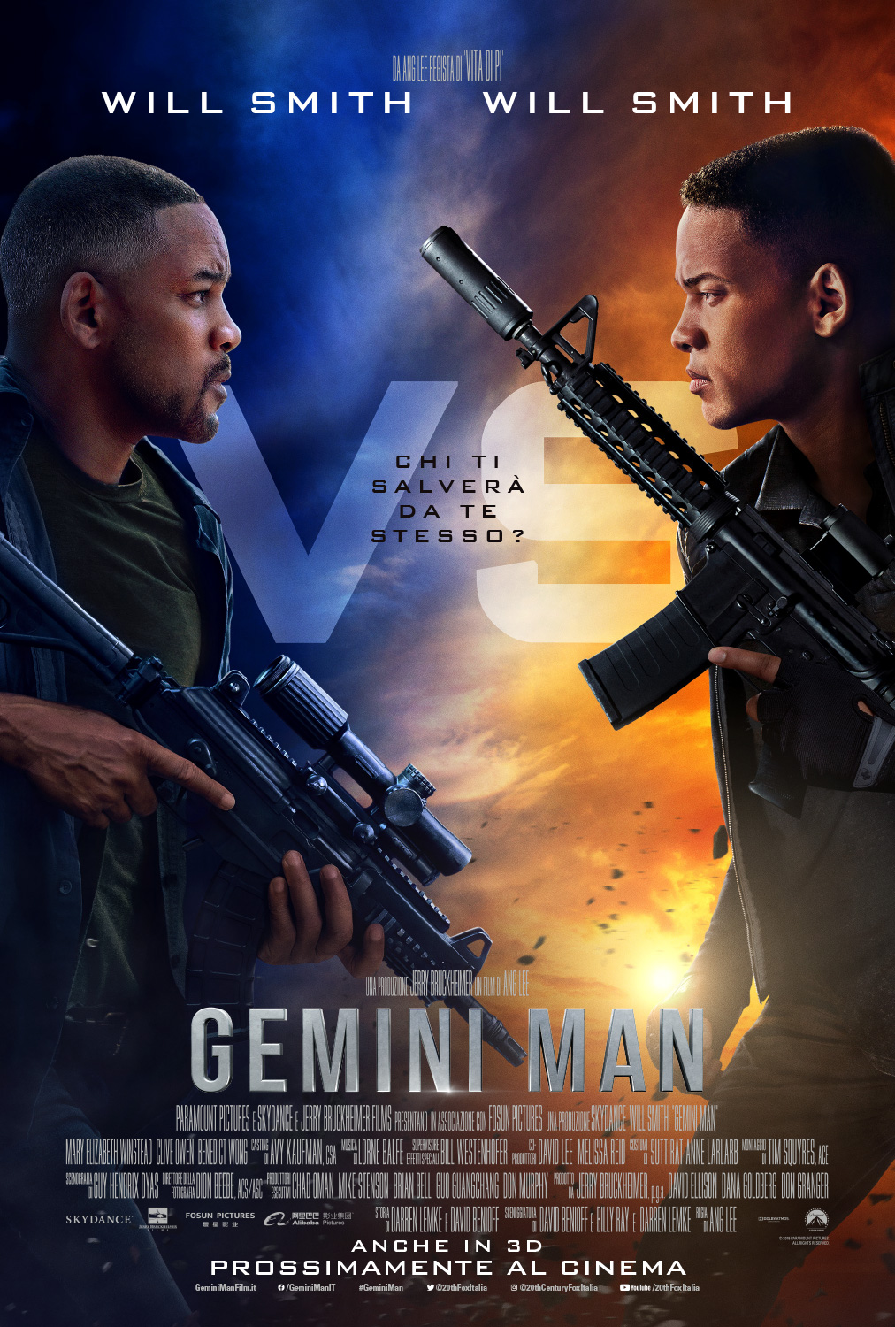 Gemini Man Will Smith