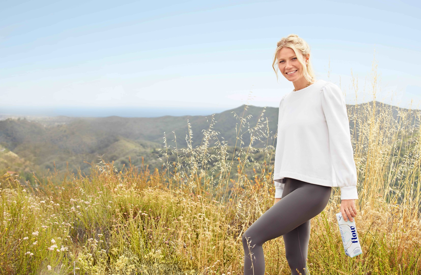 Gwyneth Paltrow Flow Alkaline Spring Water