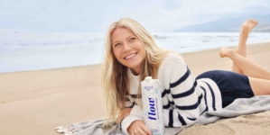 Gwyneth Paltrow Flow Alkaline Spring Water: la nuova campagna, video e foto