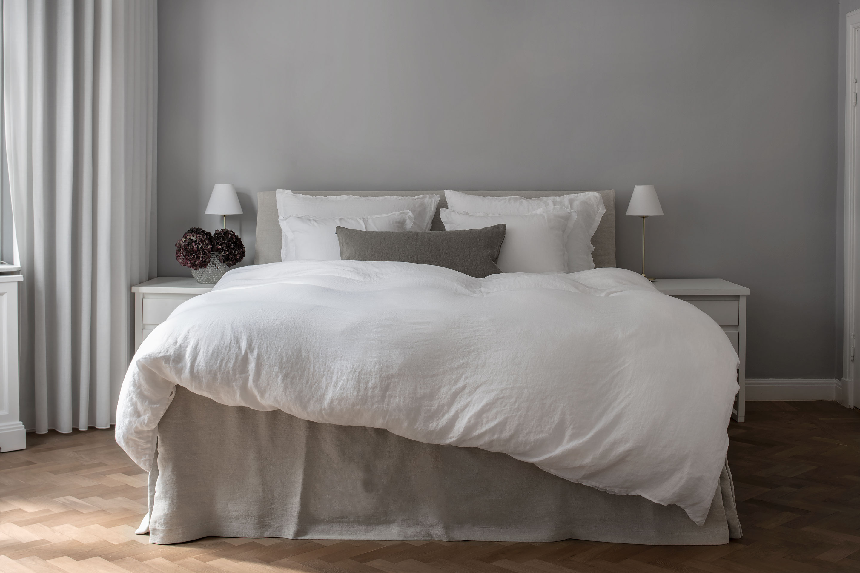 Hastens biancheria da letto