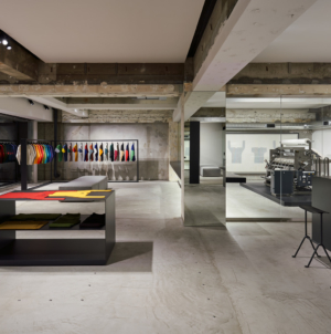 Homme Plissé Issey Miyake Tokyo: il nuovo concept store nella capitale giapponese