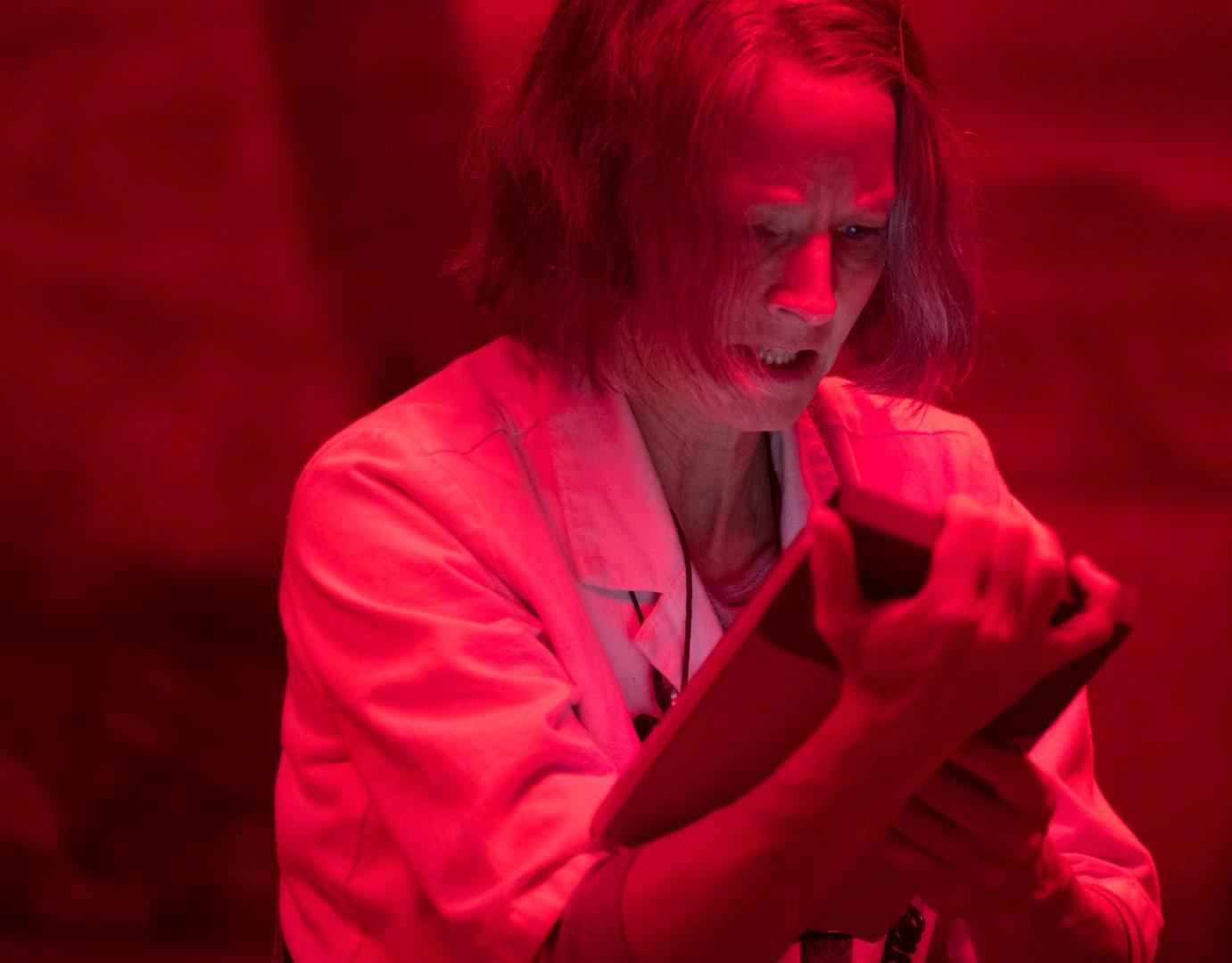 Hotel Artemis film 2019