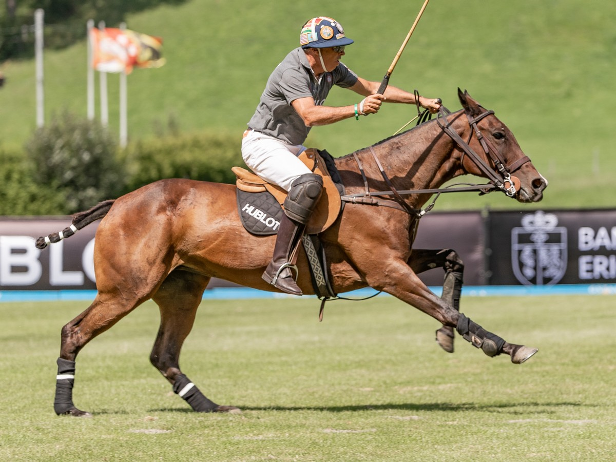 Hublot Polo Gold Cup Gstaad 2019