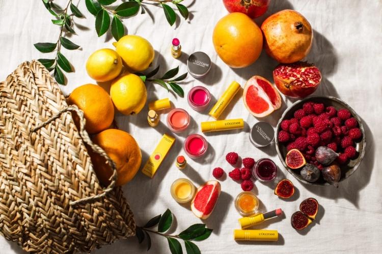 L'Occitane make up estate 2019: la nuova linea di scrub, balsami e rossetti