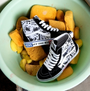 Lady Vans collezione 2019: la linea femminile ispirata al Do It Yourself